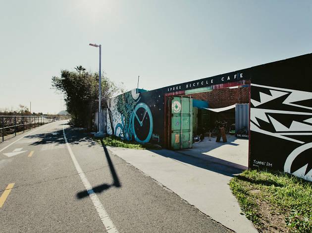 Spoke Bicycle Café