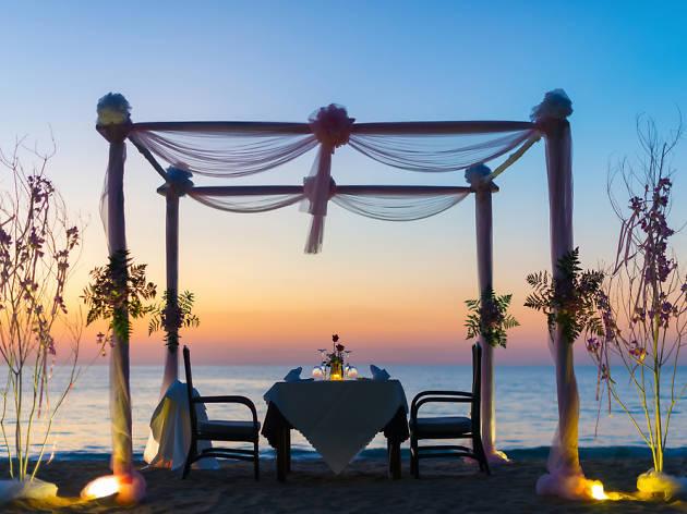Sopar romàntic