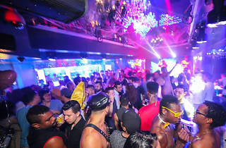 Piranha Nightclub in Las Vegas