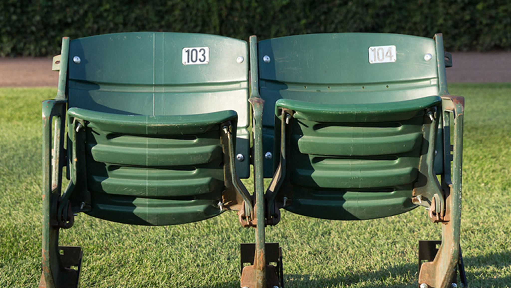 Would you buy a pair of Wrigley Field seats for $899?