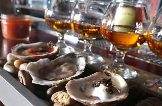 Valentine's Day Whiskey and Oyster Pairing