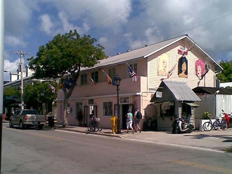 801 Bourbon Bar in Key West, FL
