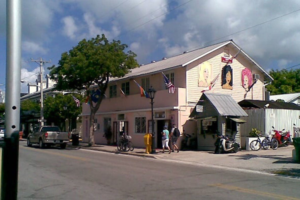 801 Bourbon Bar in Key West, FL