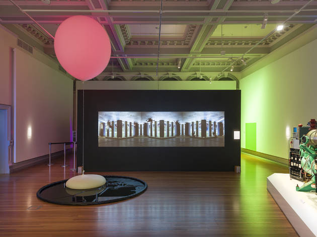 RMIT Gallery 2 (Photograph: Mark Ashkanasy)