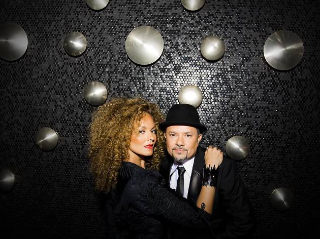 Anané & Louie Vega   Time Out Tokyo