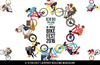 100Plus presents a day BIKE FEST 2016