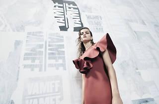 Virgin Australia Melbourne Fashion Festival 2017