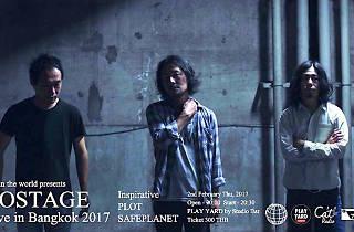 Lostage Live in Bangkok 2017