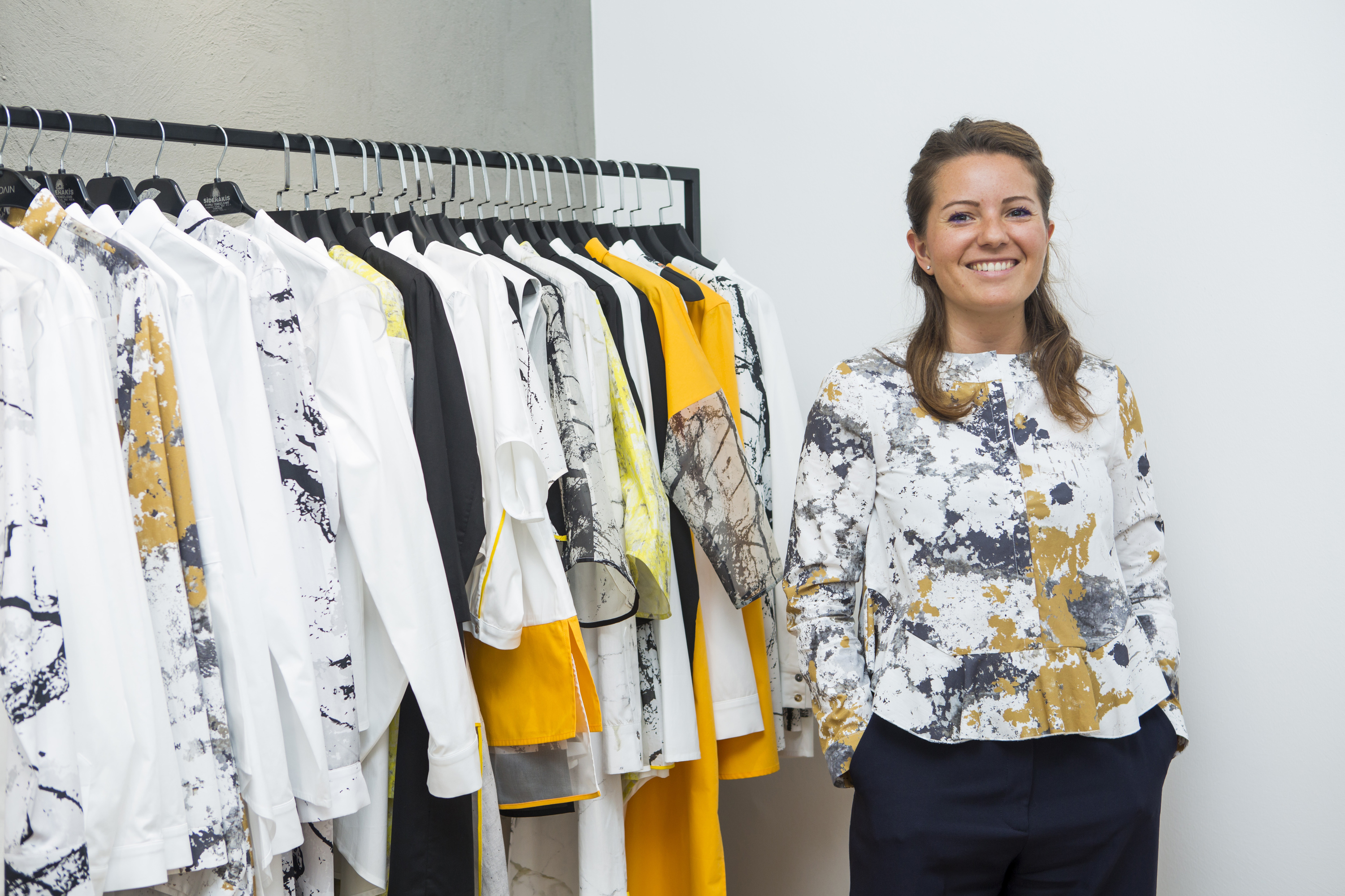 "Rabia Turgay: ""The choice of shirt can make or break an outfit"""