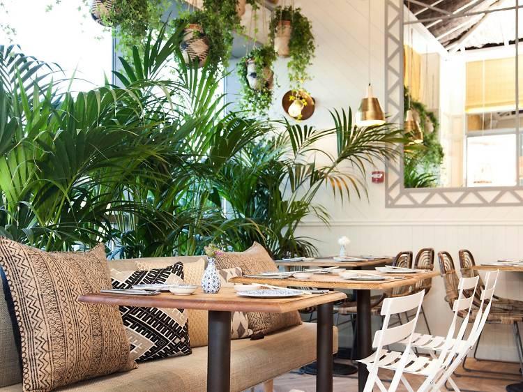 Los bares y restaurantes más bonitos