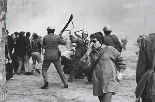 Manel Armengol, Manifestacions de l'1 de febrer de 1976