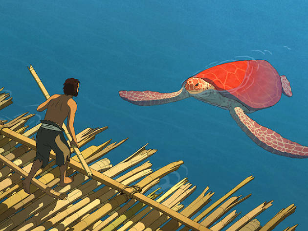 La tortue rouge / Kırmızı Kaplumbağa
