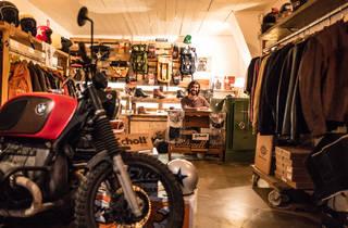 Urban Lena Motorcycles