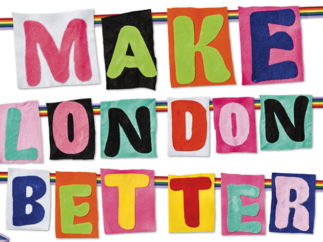 28 simple ways you can make London better