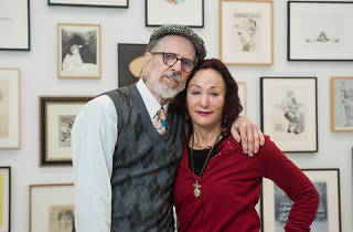 Robert Crumb and Aline Kominsky-Crumb talk about their partnership in art, life and love