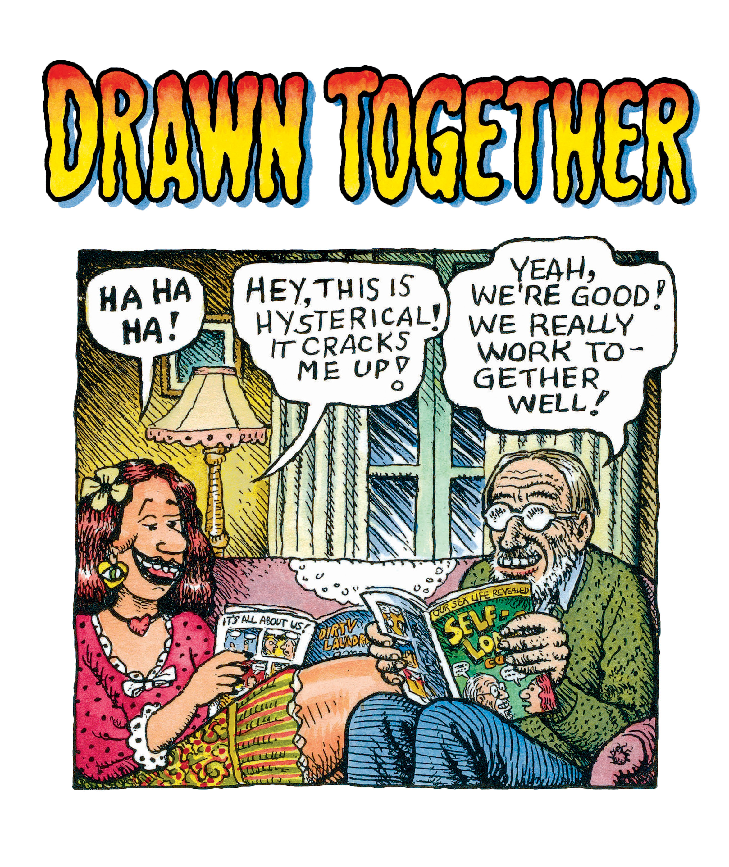 Image result for robert crumb