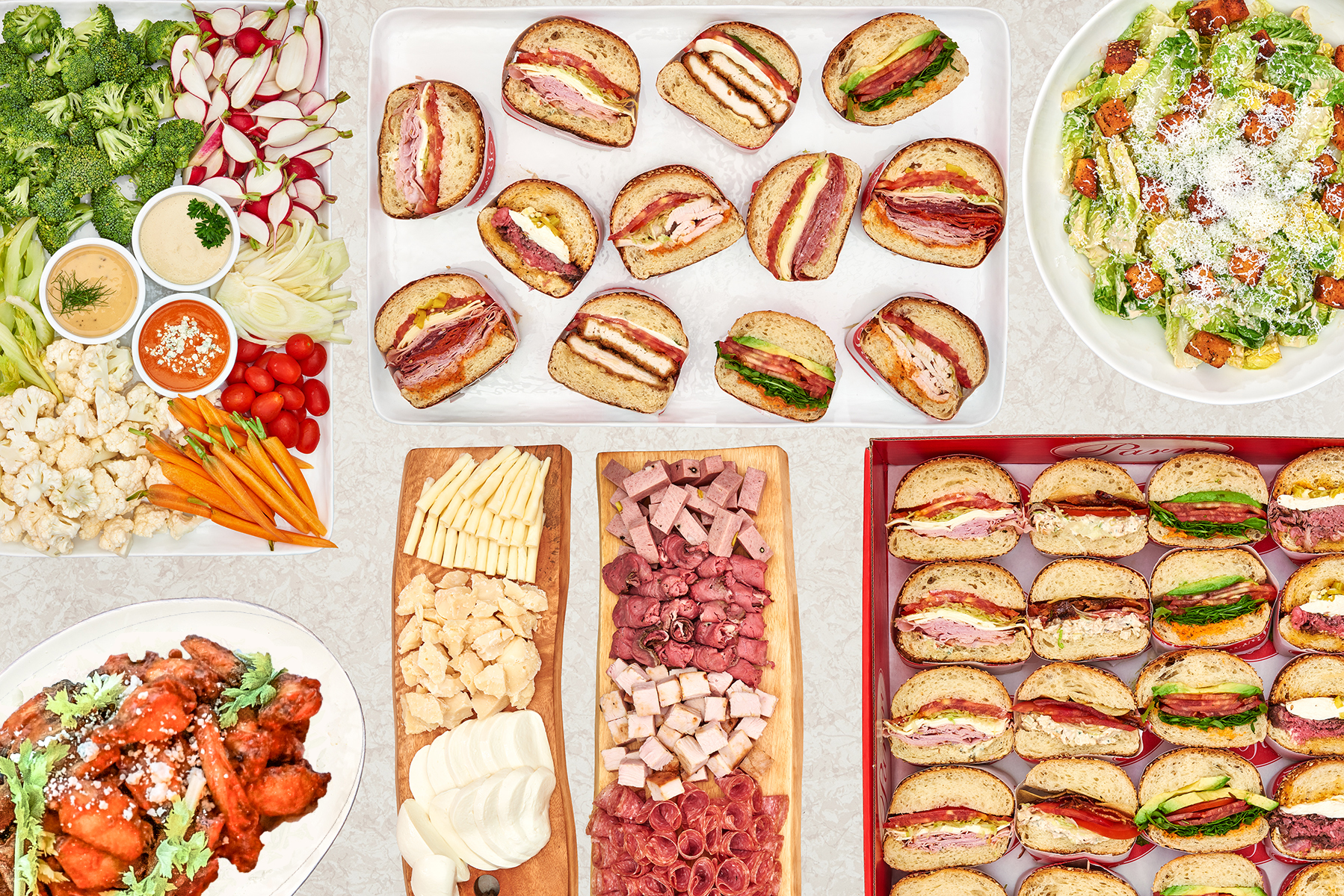 10 touchdown-worthy tailgating packages for Super Bowl Sunday