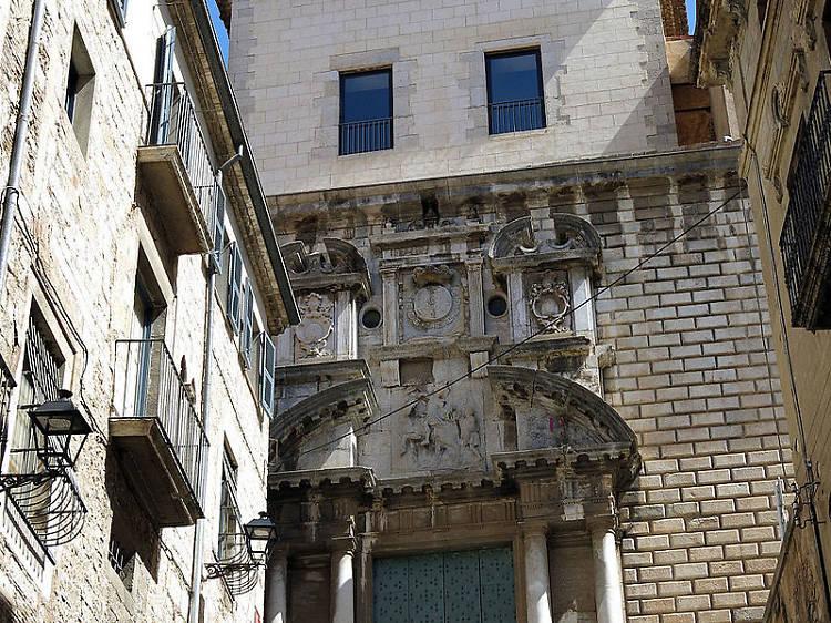 Antic Convent de Sant Martí Sacosta