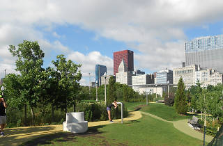 Maggie Daley Park architect tapped to design Obama Presidential Library grounds