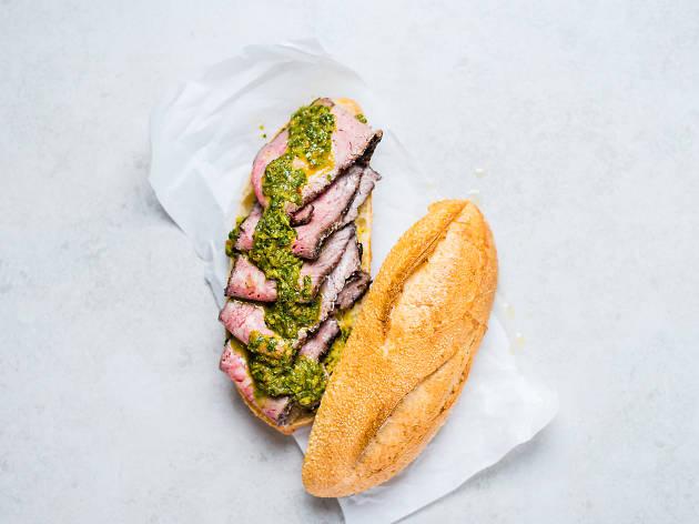 Make Sandwich