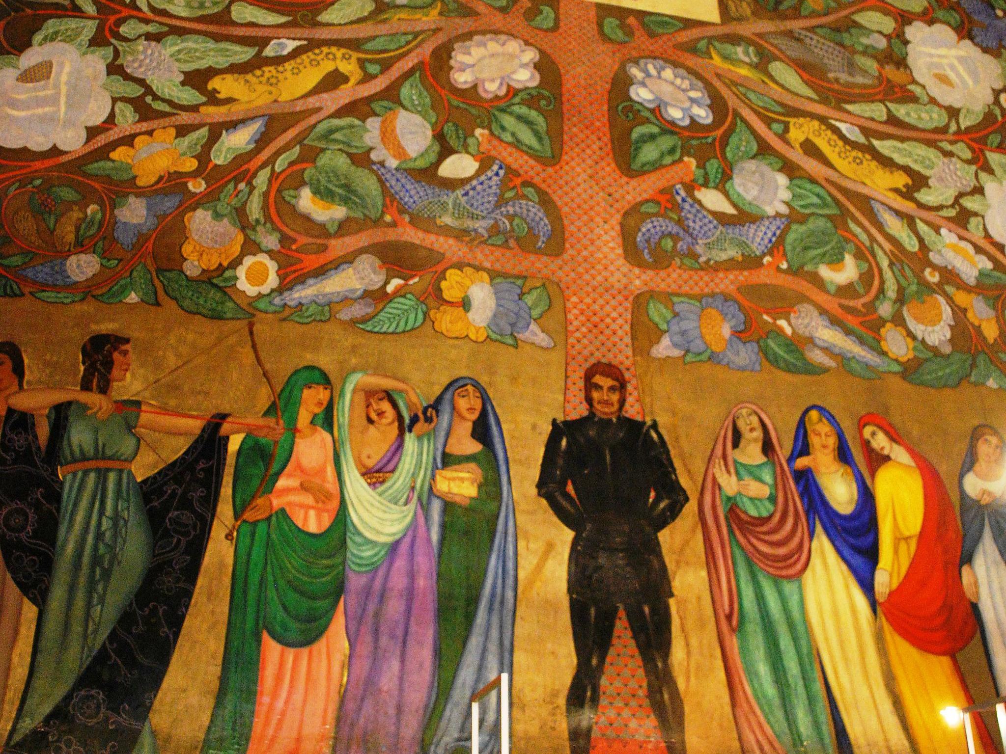 10 Murales Que Debes Conocer En El Centro Historico De La Cdmx