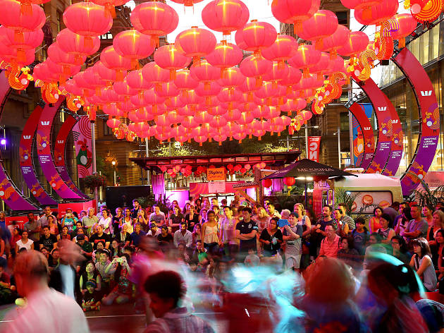 Commercial - City of Sydney - Lunar new year