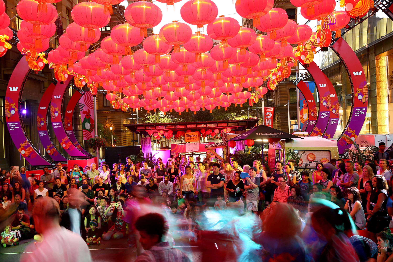 Lunar Lanes Street Party