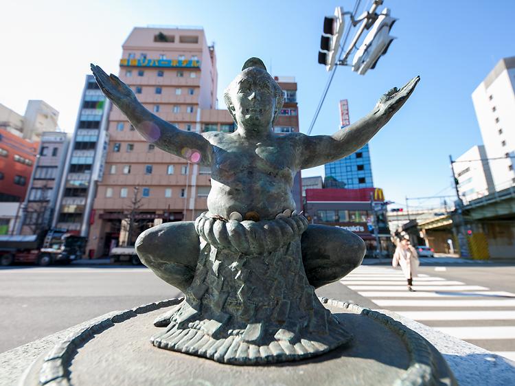 Ryogoku area guide
