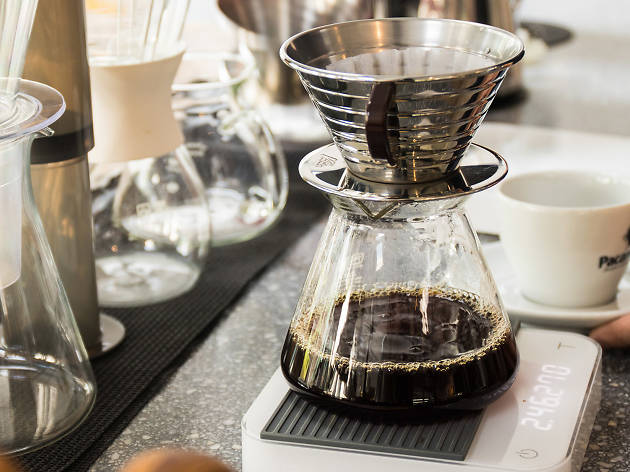 Pacamara Coffee Roaster x Specialty Coffee Lab