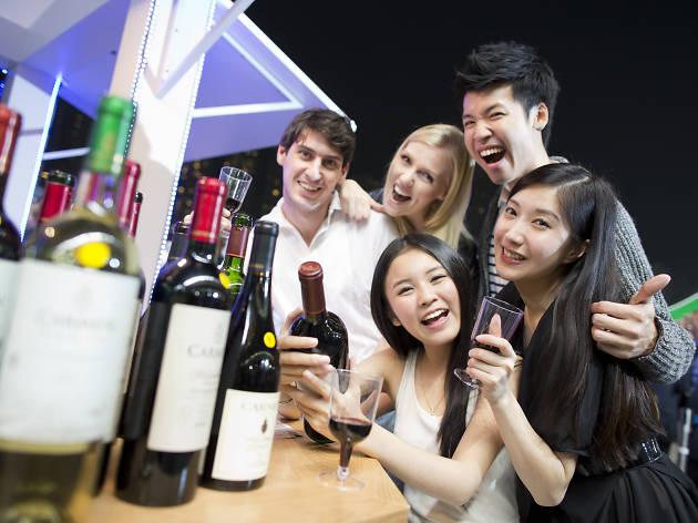 HKJC Wine