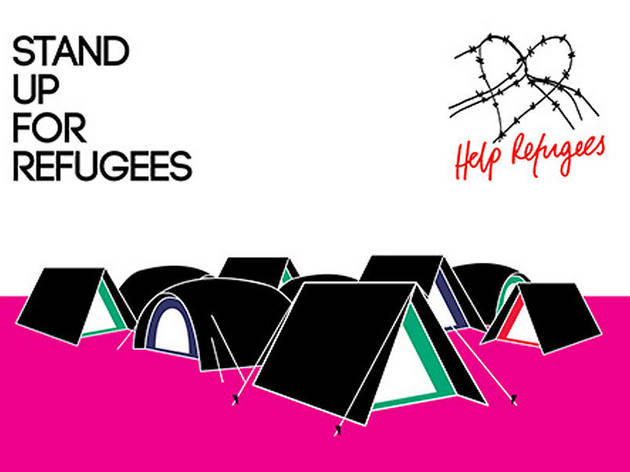 Stand Up For Refugees