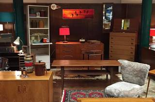 The Camden Vintage Furniture Flea