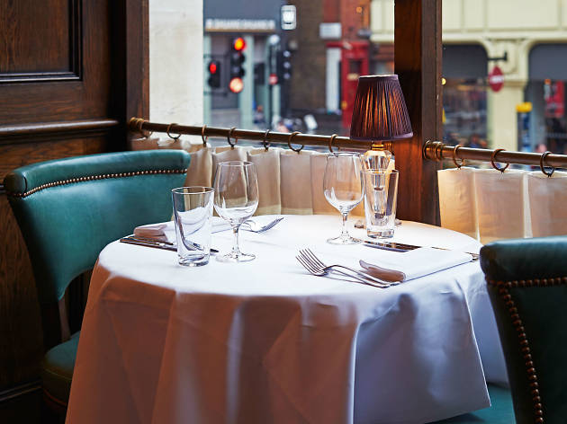 covent garden restaurants, cafe monico