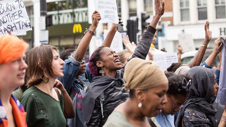 Black Lives Matter, protest songs