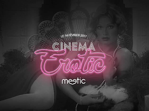 Cinema Erotic : pour une Saint-Valentin ludique, vintage et sexy au Studio 28