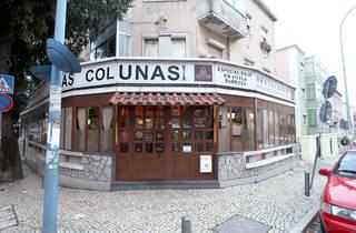 As Colunas - Fachada
