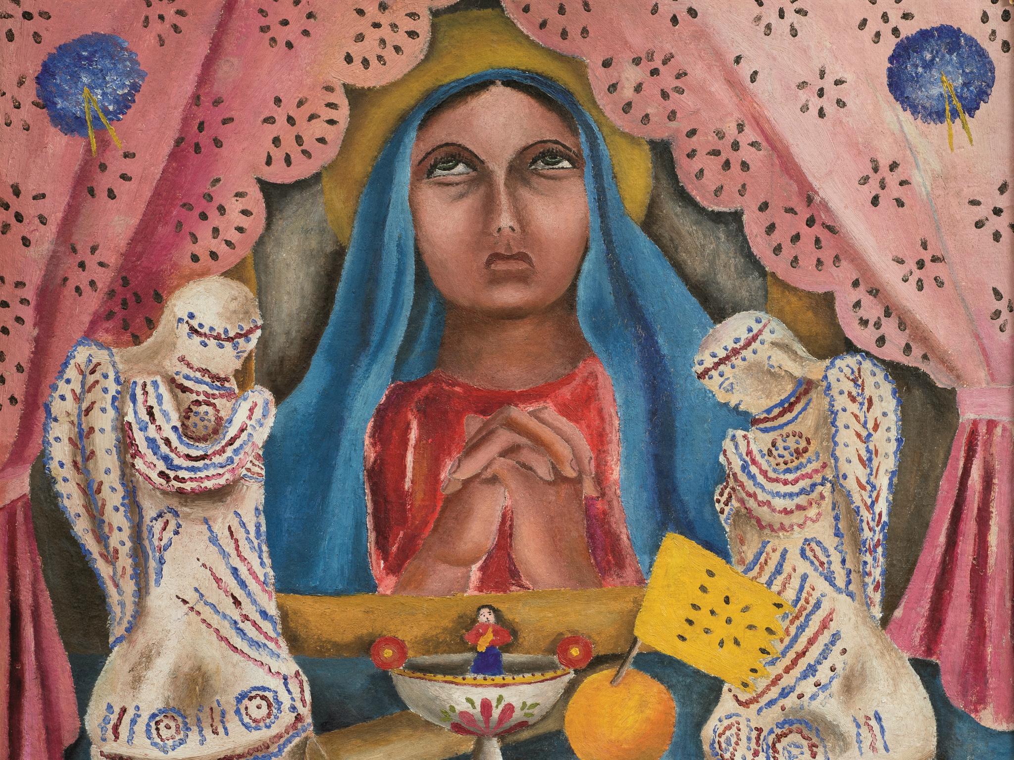 Altar de Dolores, de María Izquierdo