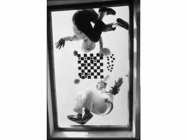 Dalí/Duchamp