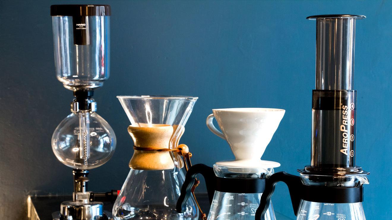 Café de especialidad por tipo