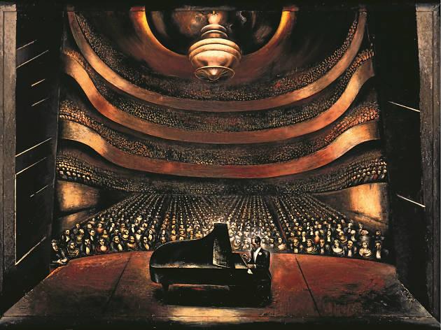 Gershwin, de Siqueiros