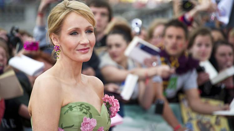 JK Rowling Twitter war