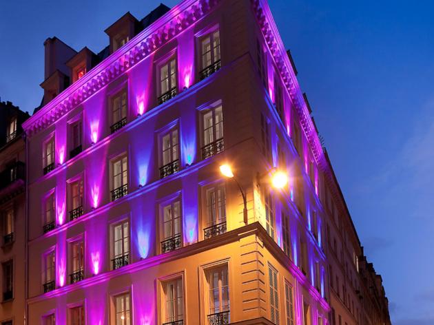 Hôtel Design Secret De Paris Hotels In Saint Georges Paris