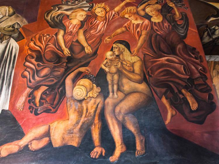 Pinta la Revolución. Arte moderno 1910-1950
