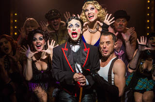 Cabaret 2017 Hayes 1 (Photograph: John McRae)