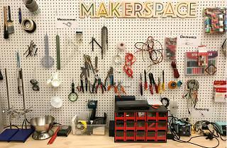 Maker Day at Portfolio