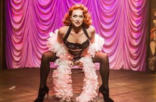 Cabaret 2017 Hayes 4 (Photograph: John McRae)