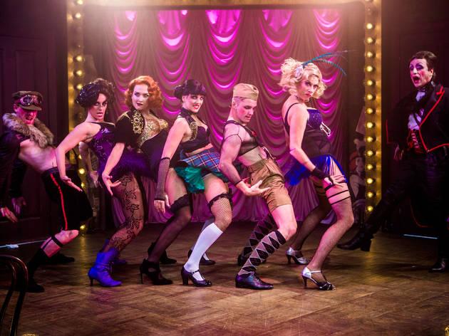 Cabaret 2017 Hayes 5 (Photograph: John McRae)