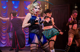 Cabaret 2017 Hayes 7 (Photograph: John McRae)