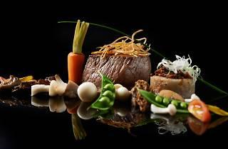 Dynasty Restaurant Valentine's Day menu