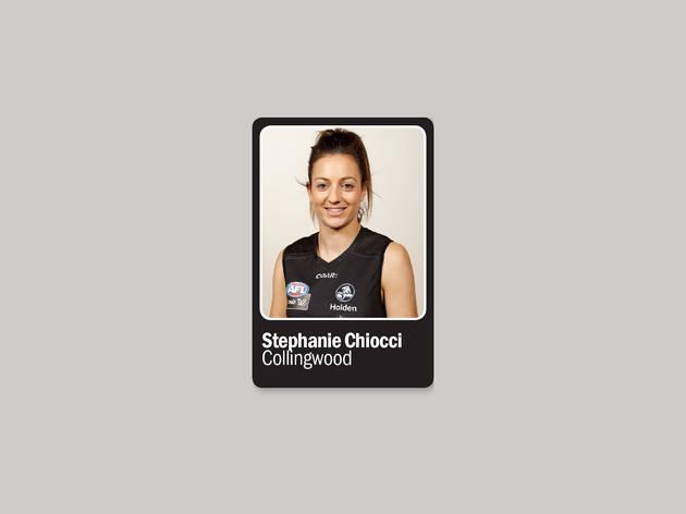 Stephanie Chiocci: Collingwood